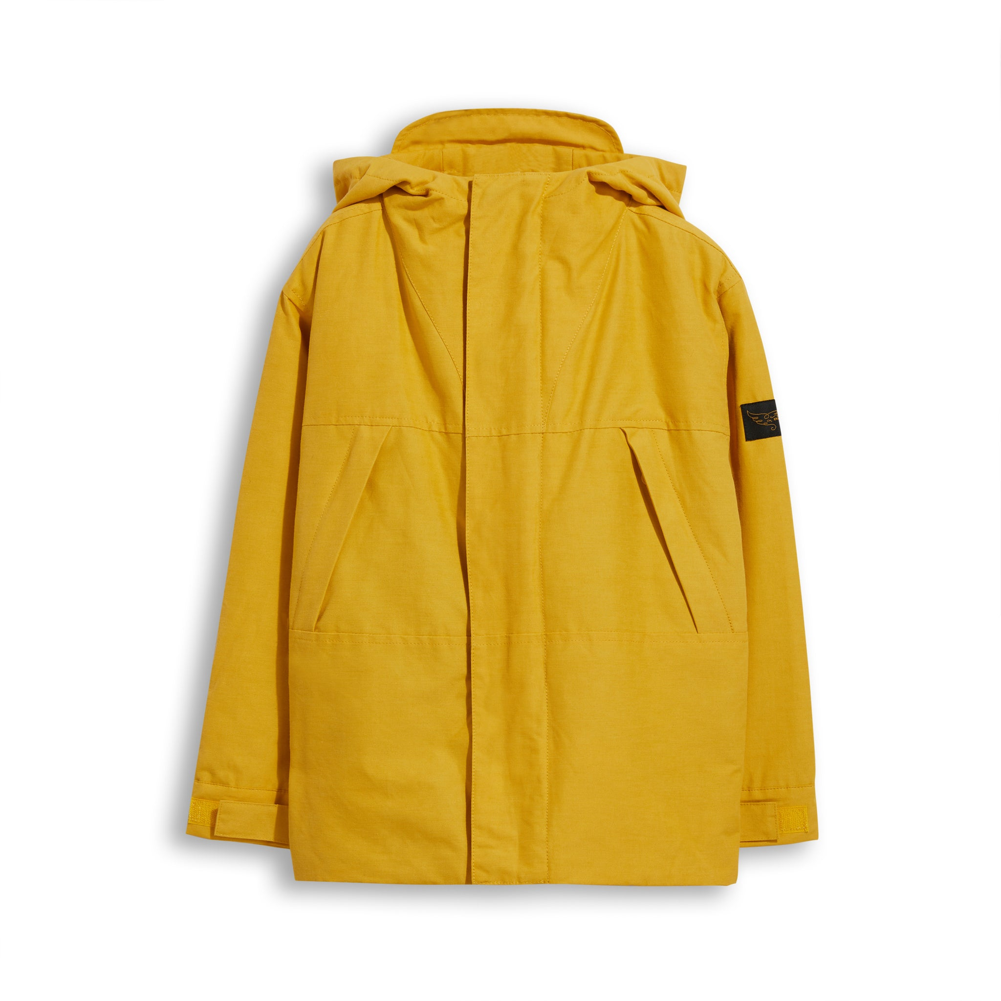 ZEPHYR Mustard -  Windbreaker Jacket 1