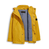 ZEPHYR Mustard -  Windbreaker Jacket 3