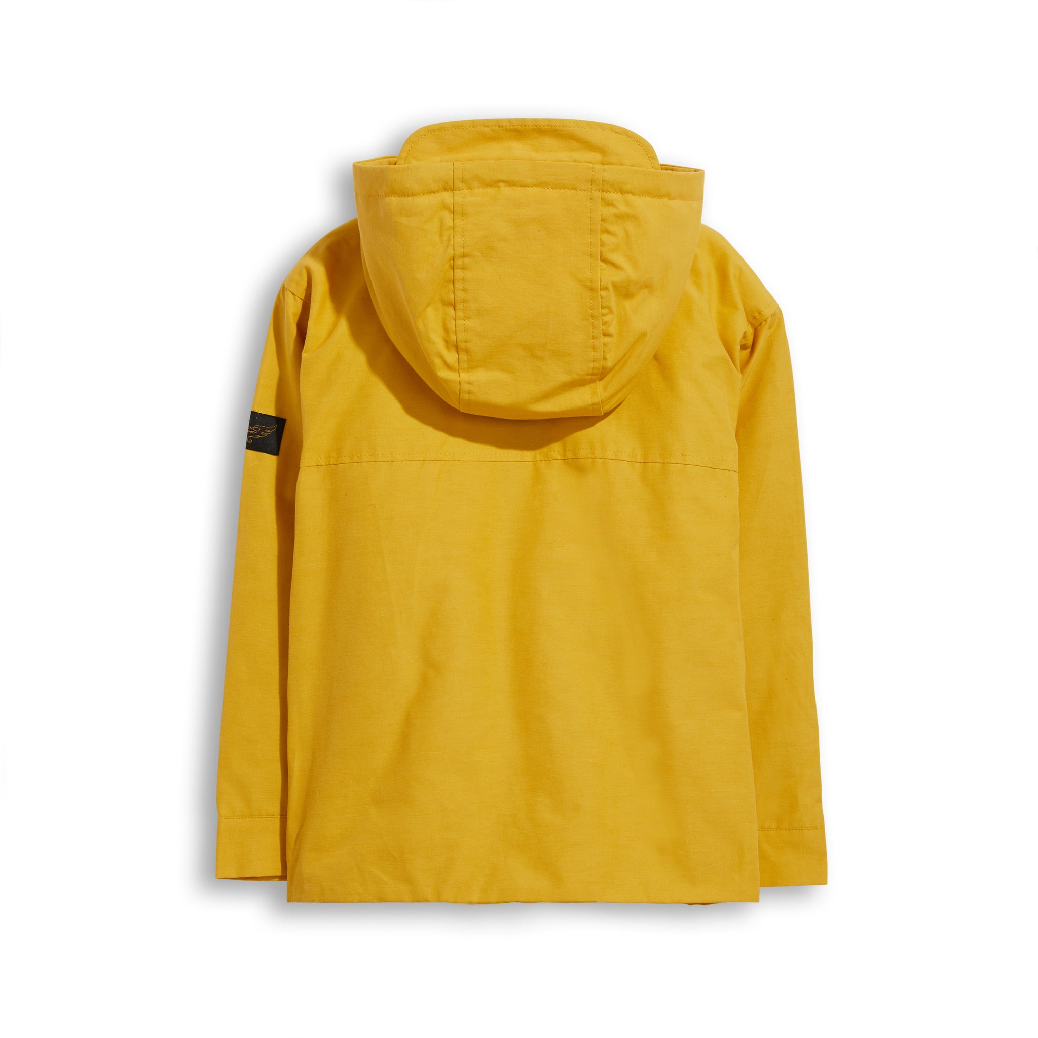 ZEPHYR Mustard -  Windbreaker Jacket 4