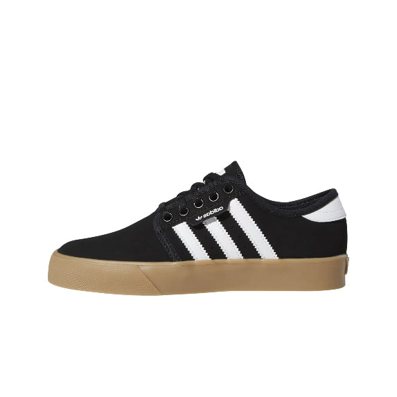 ADIDAS Seeley J - Core black-Cloud White/Gum