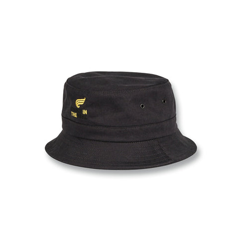 BUCK Ash Black - Bucket Hat