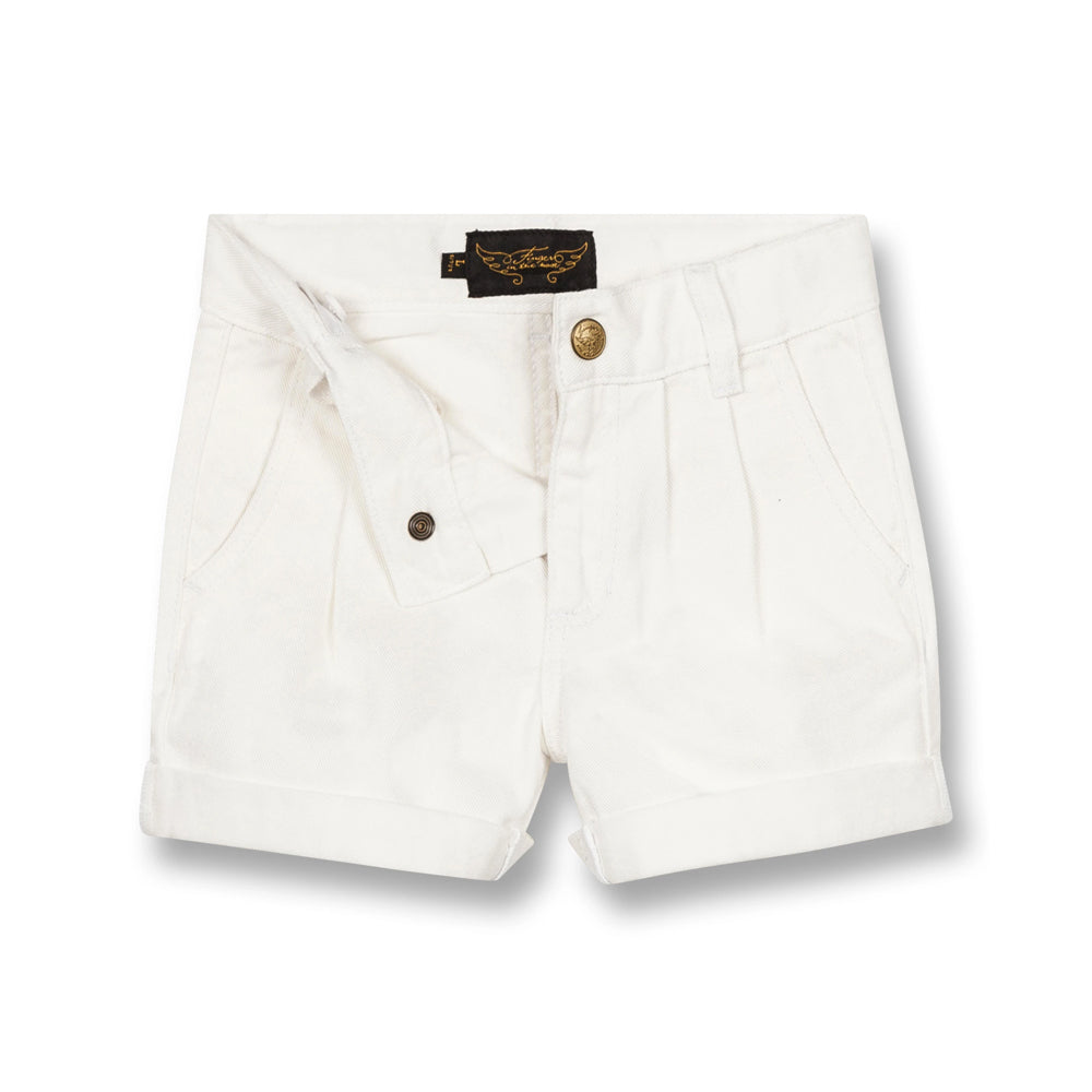 MARLIE White - Loose Fit Short