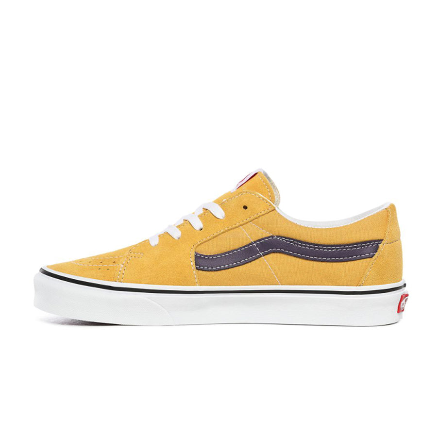 VANS Sk8 Low - HoneyGold/Purple Velvet