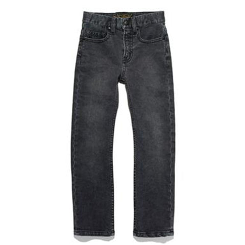 NORTON Mid Grey - Basic Straight Fit Jeans