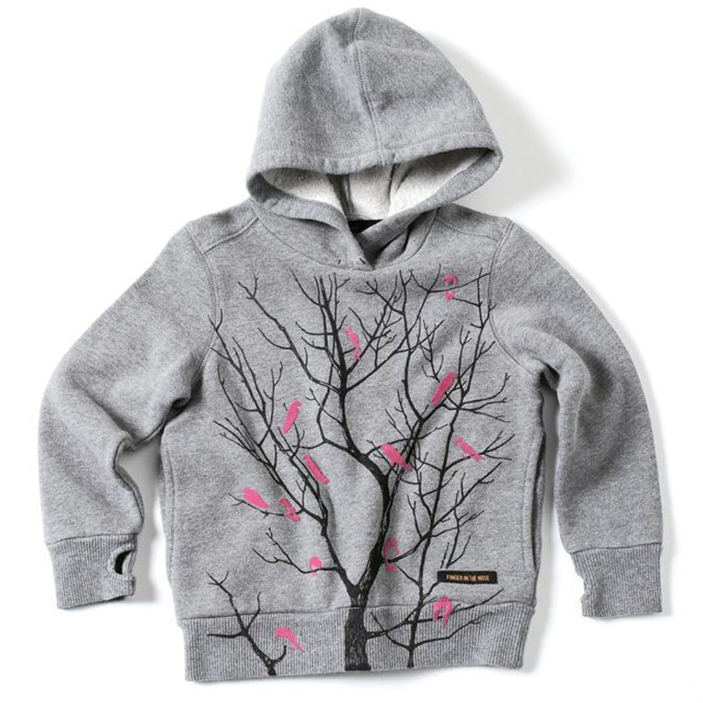 SCORPION Heather Smoke Birds - Sweatshirt