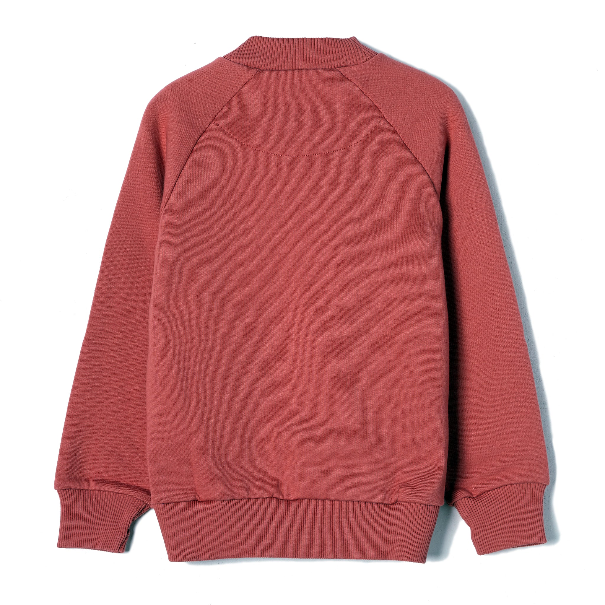 MILLIE Old Pink Pegasus - Raglan Sleeves Sweatshirt
