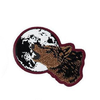 Wolf Patch - Iron-on Patches Pack by FITN