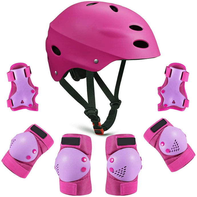 pink mountain bike helmet for  girl