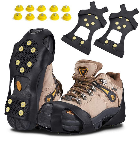 Traction Ice Cleats - Ecroborder store