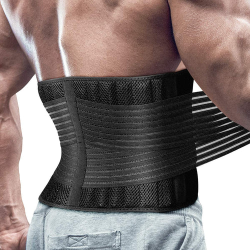 Lower Back Brace Lumbar Support Belt - Ecroborder store