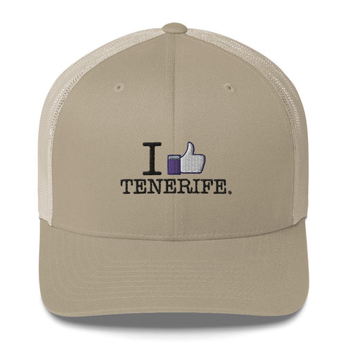 Trucker Cap I LIKE TENERIFE - Tenerife Surprise Shop