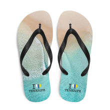 Load image into Gallery viewer, Flip-Flops I LOVE TENERIFE - Tenerife Surprise Shop