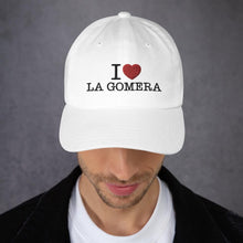 Load image into Gallery viewer, Unisex sport's cap I LOVE LA GOMERA - Tenerife Surprise Shop
