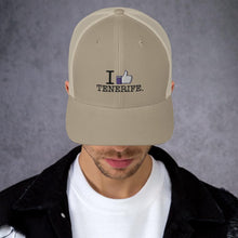 Load image into Gallery viewer, Trucker Cap I LIKE TENERIFE - Tenerife Surprise Shop