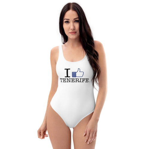 One-Piece Swimsuit I LIKE TENERIFE - Tenerife Surprise Shop