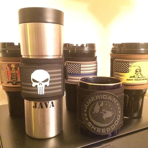 Tactical Mug Covers