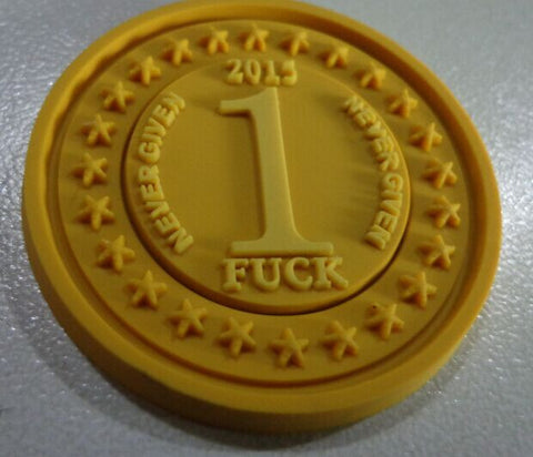 A F*CKING COIN PATCH