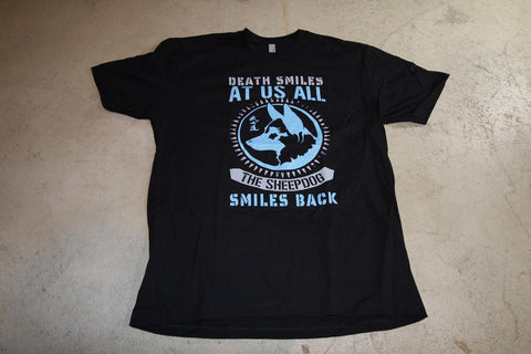 Death Smiles At Us All T-Shirt