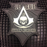 League of Shadow Assassins Member Patch