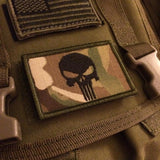 Punisher Skull Patch (Multiple Colors)