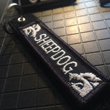Velcro Keychain for Patches