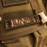 Si Vis Pacem Para Bellum Patch (New Colors!)