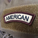 AMERICAN SHEEPDOG TAB PATCHES