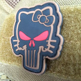Punisher Hello Kitty (Multiple color options)