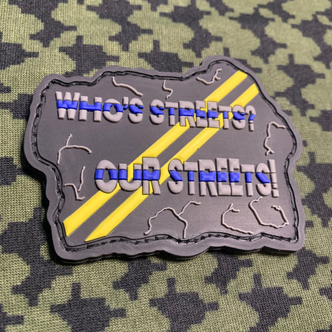 Our Streets Patch