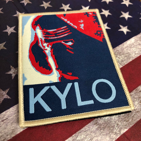 KYLO 'No Hope' Patch