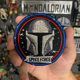 Space Force Mando