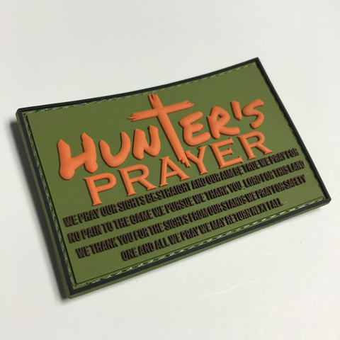 Hunter's Prayer Patch