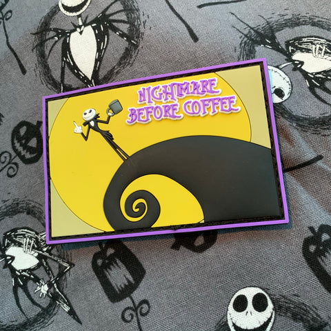Nightmare Before Coffee Patch