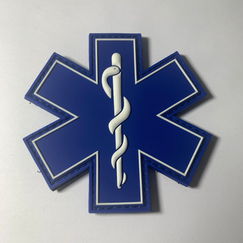EMS Star of Life Patch
