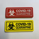 COVID-19 Patch (Choose Color)