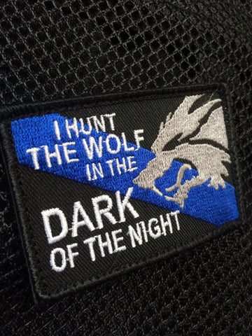 Wolfhunter Thin Blue Line