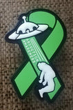 Abduction Awareness Ribbon Patch