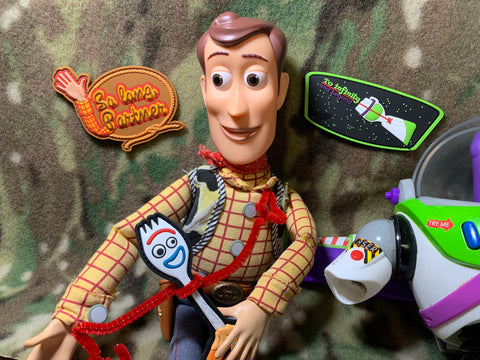 Toy Story Patch Bundle (Save $5)