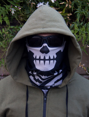MSM Skull Mask Multi-Wrap