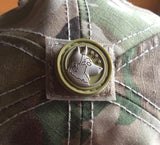 American Sheepdog Logo Patch - Ranger Eyes