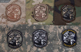 SAINT MICHAEL PROTECT US Patch