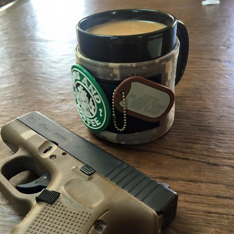 Tactical Mug Cover