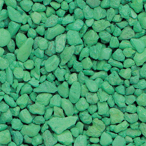 PermaGlo Gravel - Green - 5 lb