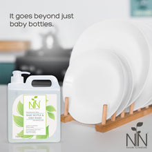 Load image into Gallery viewer, Nature To Nurture Baby Bottle And Dish Wash