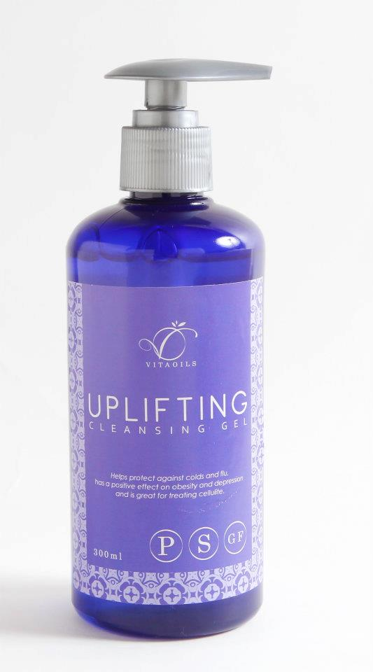 Vitaoils Uplifting Cleansing Gel 300ml