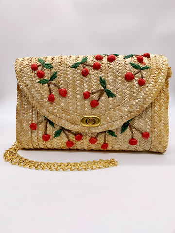 Cherry Summer Crossbody Bag