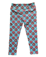 Load image into Gallery viewer, Donut Worry Girls Leggings