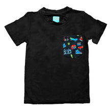 Load image into Gallery viewer, Skater Boy t-Shirt with Pocket