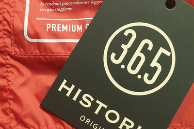 HISTORIC | 365 – Versatility and technology