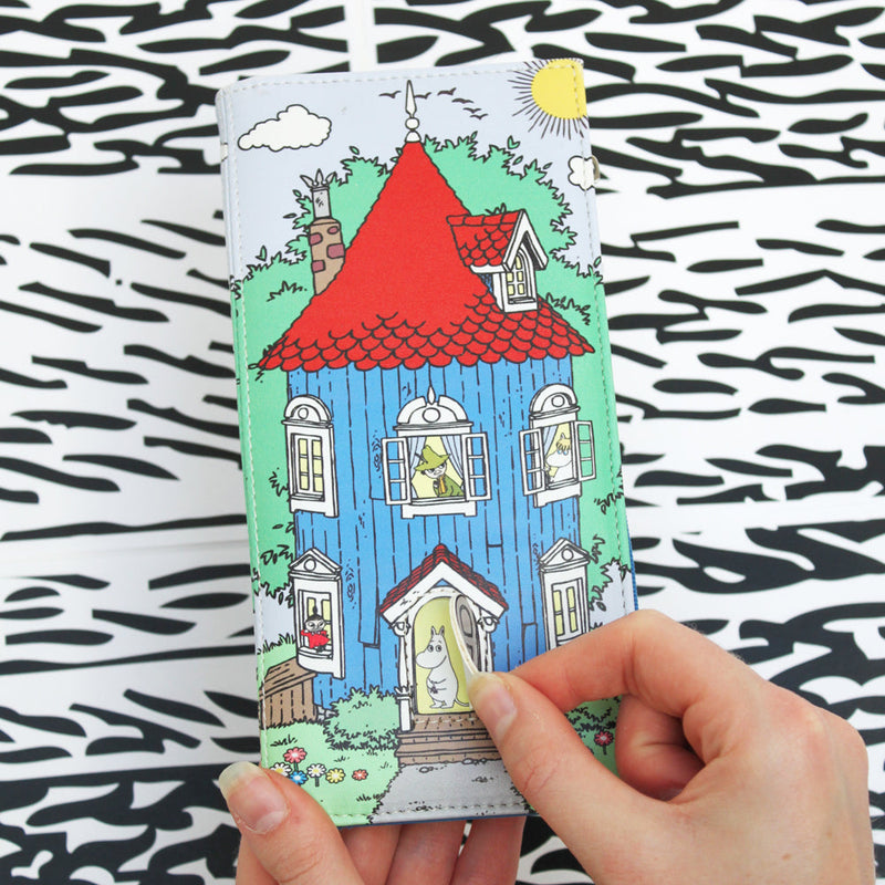 Moomin House Wallet